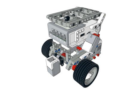 TensorFlow × 画像識別 × 教育版レゴ マインドストーム EV3イメージ