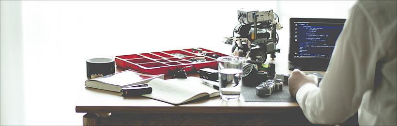 レゴ マインドストーム EV3×Chainer バナー